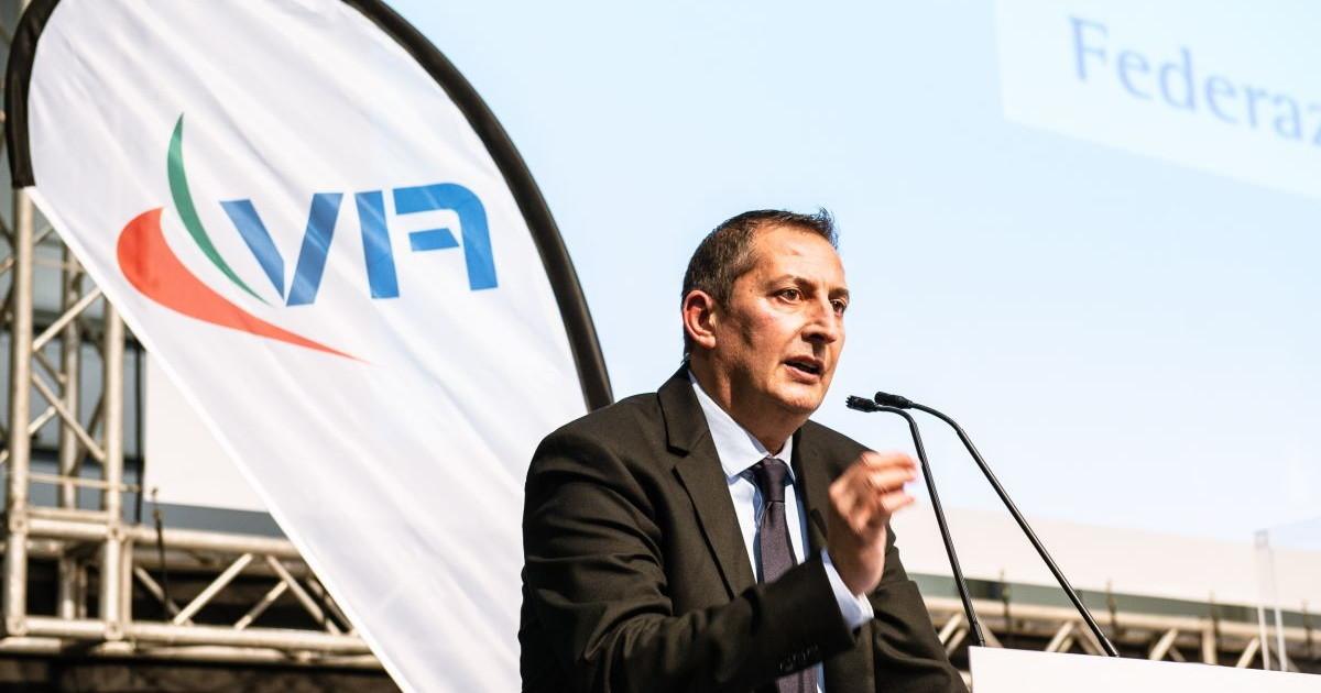Ettorre confermato presidente Federvela Felice ed emozionato