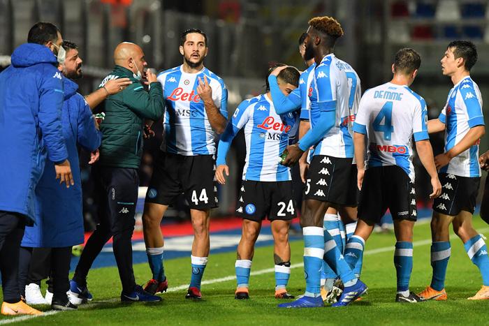Europa League Napoli si gioca la qualificazione