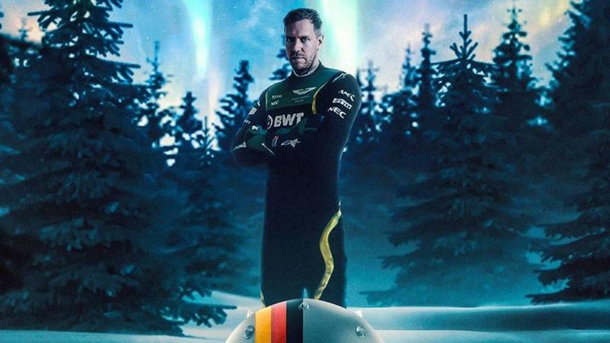 F1 Vettel Aston Martin cosi il nuovo look di tuta e casco nel 2021