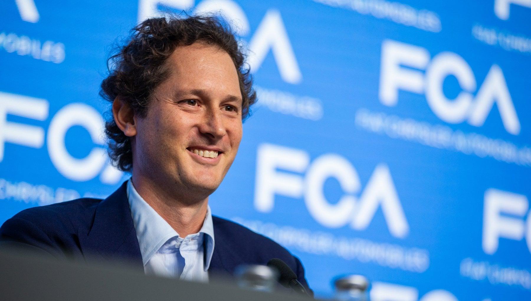 Ferrari si dimette Camilleri John Elkann ad a interim