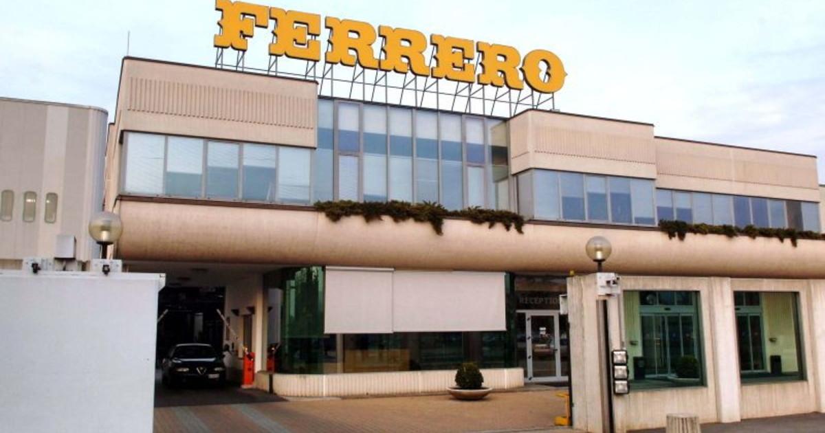 Ferrero in Italia il fatturato sale a 15 miliardi