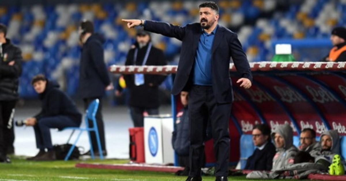 Gattuso Serve un grande Napoli con la Real Sociedad