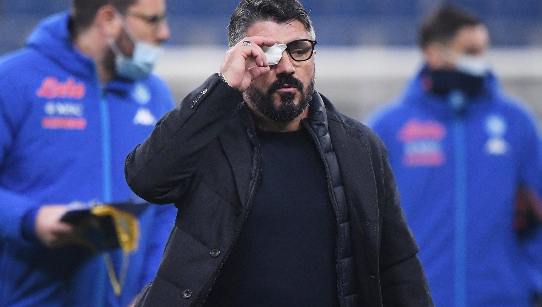 Gattuso e la difesa al vaffa di Insigne. Bergonzi Espulsione sacrosanta. Serena Senza pubblico larbitro sente tutto