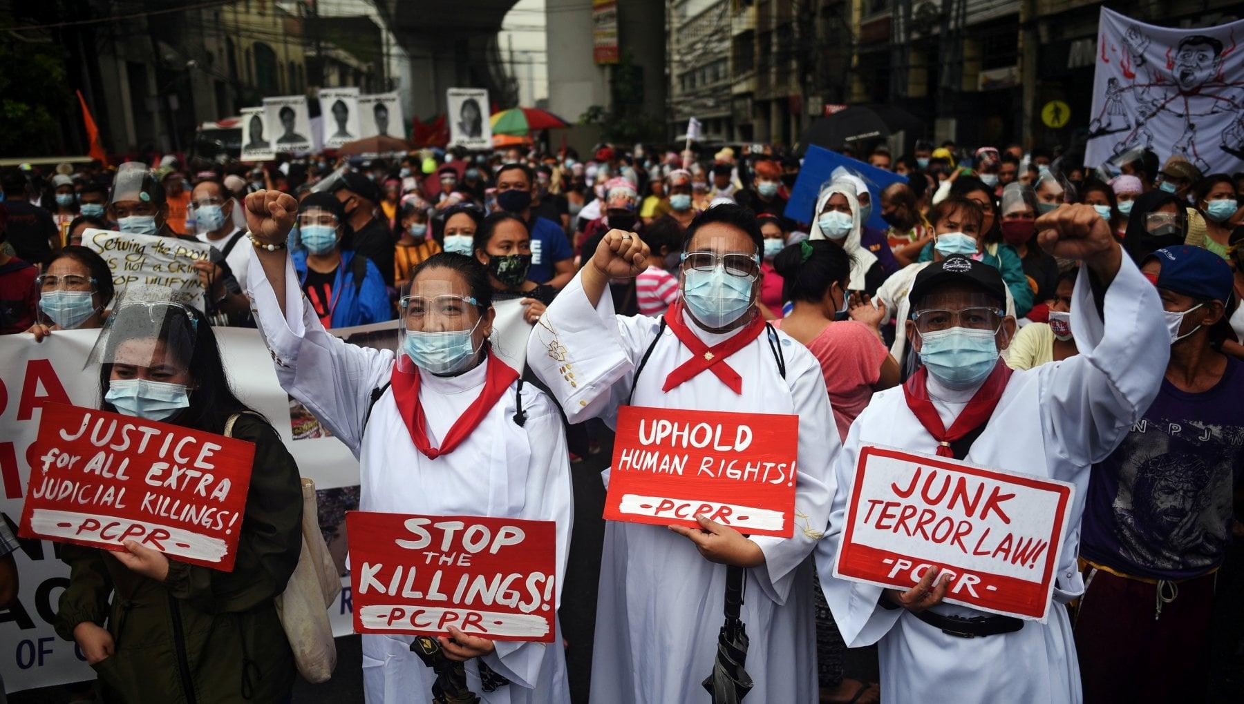 Giornata mondiale dei diritti umani Mattarella La tutela dei diritti della persona sia al centro della risposta alla pandemia