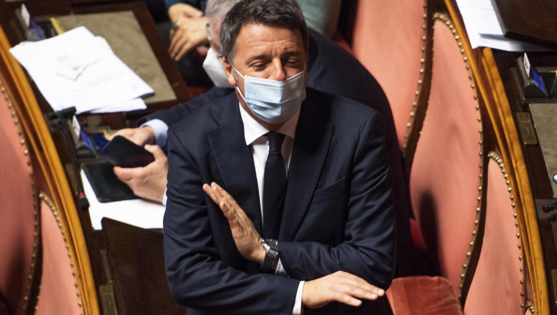 Governo Renzi Farlo cadere Non ci penso neppure. Basta polemiche ma ora Conte si muova