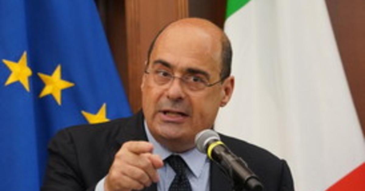 Governo Zingaretti Serve un rilancio ma no a una crisi al buio