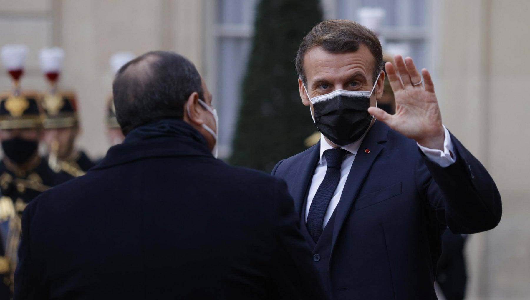 I fasti per Al Sisi che Parigi non voleva mostrare