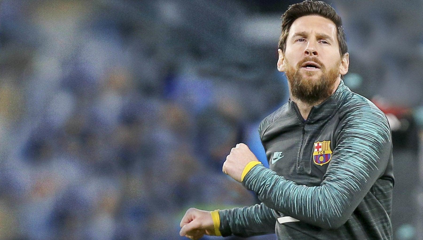 I messaggi in codice di Messi al Barcellona la pace con Koeman e il futuro in societa