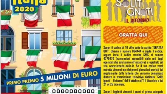 Il Coronavirus non risparmia neanche la Lotteria Italia 30 di biglietti venduti
