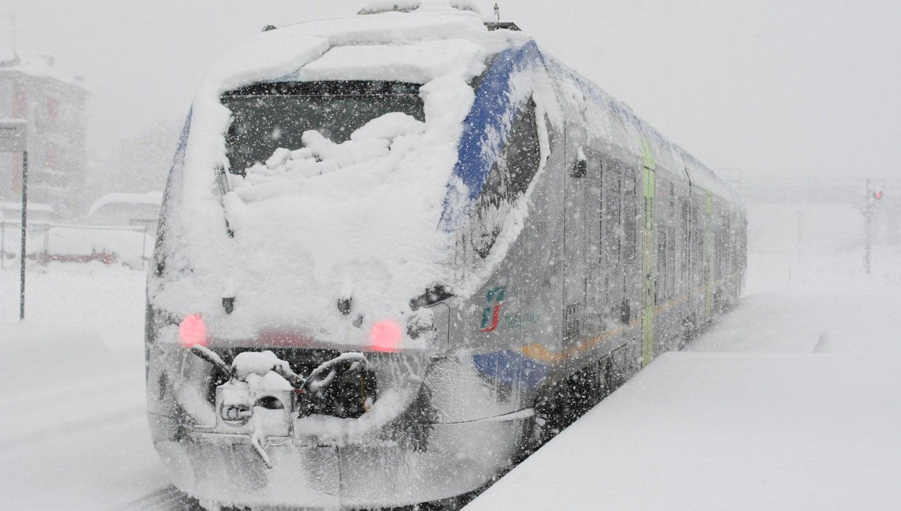 Il maltempo in Italia Il surriscaldamento della stratosfera portera tormente e freddo polare