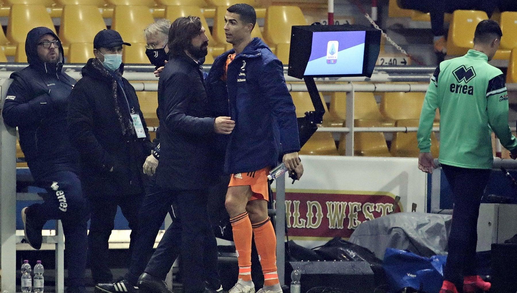 Il movimento il recupero palla e Ronaldo cosi sta diventando la Juve di Pirlo