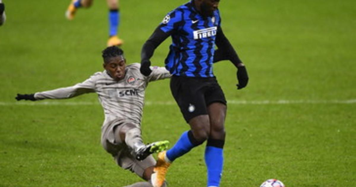 Inter solo 0 0 con lo Shakhtar nerazzurri fuori dallEuropa