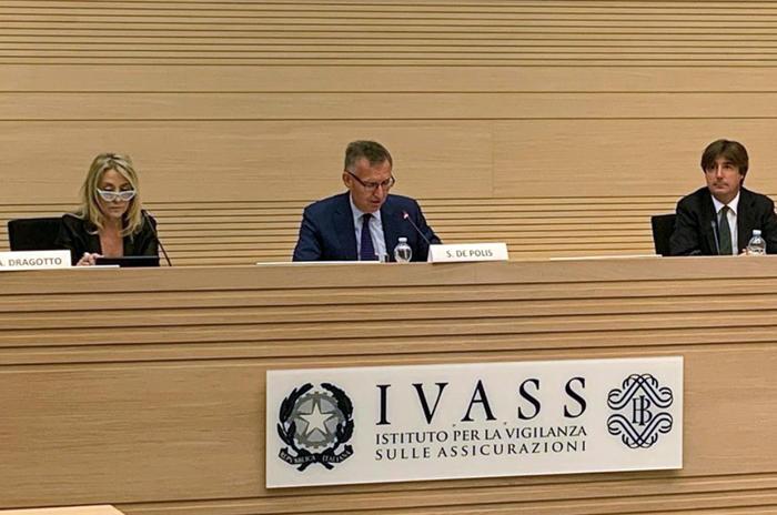 Ivass entra in network finanza sostenibile banche centrali