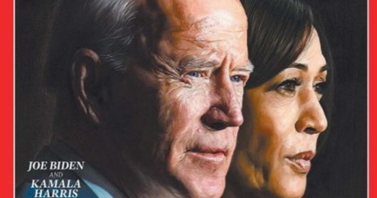 Joe Biden premiato come uomo dellanno dal Time Ecco perche una scomoda verita sulluomo di compagnia