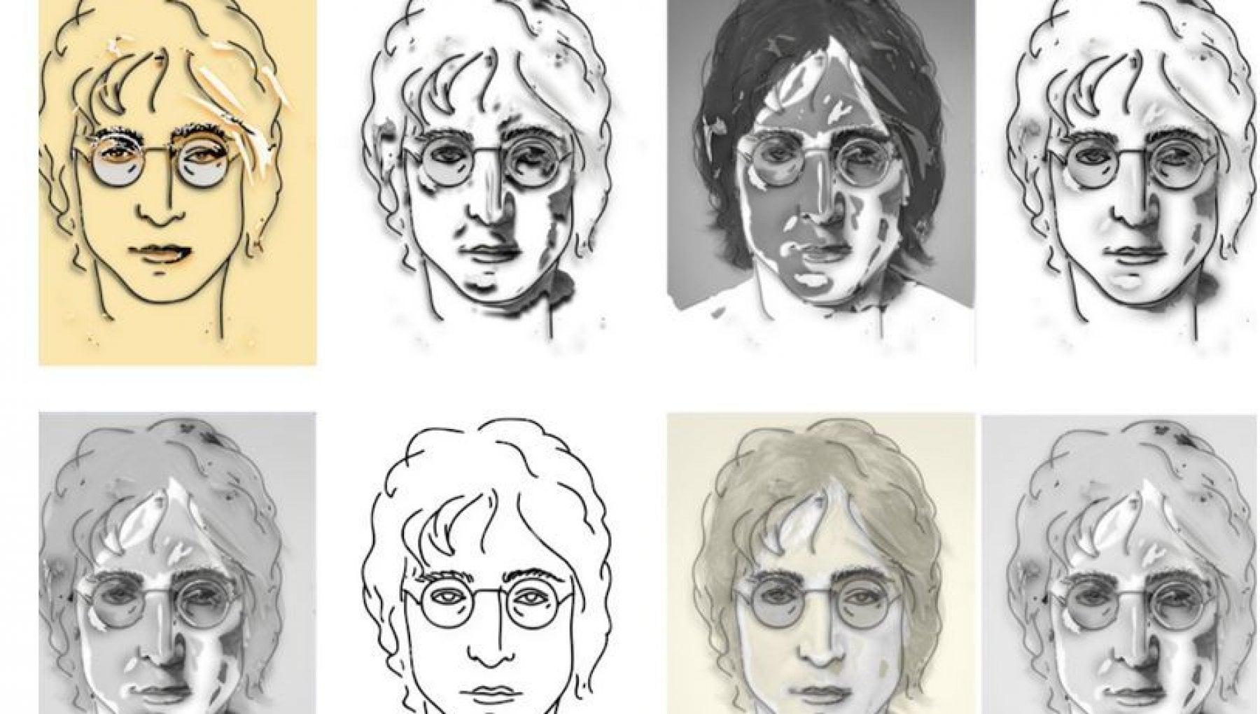 John Lennon la morte 40 anni fa 40 artisti per Imagine cosi larte sostiene larte