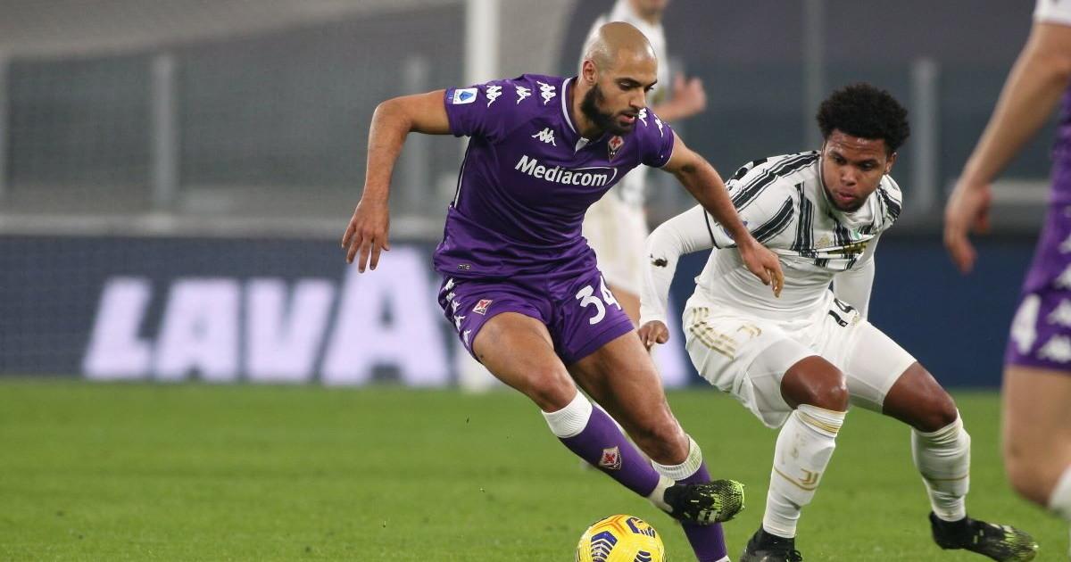 Juventus un tracollo storico allAllianz Stadium in 10 quasi tutta la partita la Fiorentina cala il tris