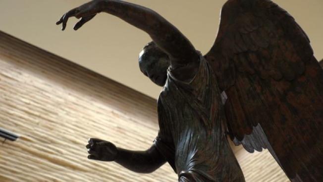 La Vittoria Alata torna a Brescia una statua come identita