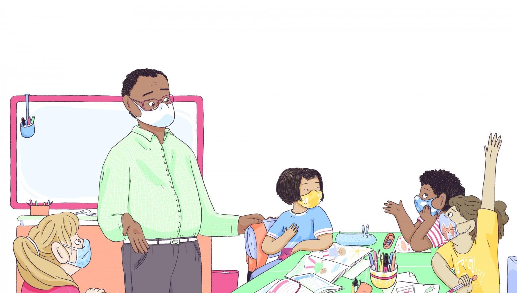 La mia favola sul dottor Li protegge i piccoli dal negazionismo