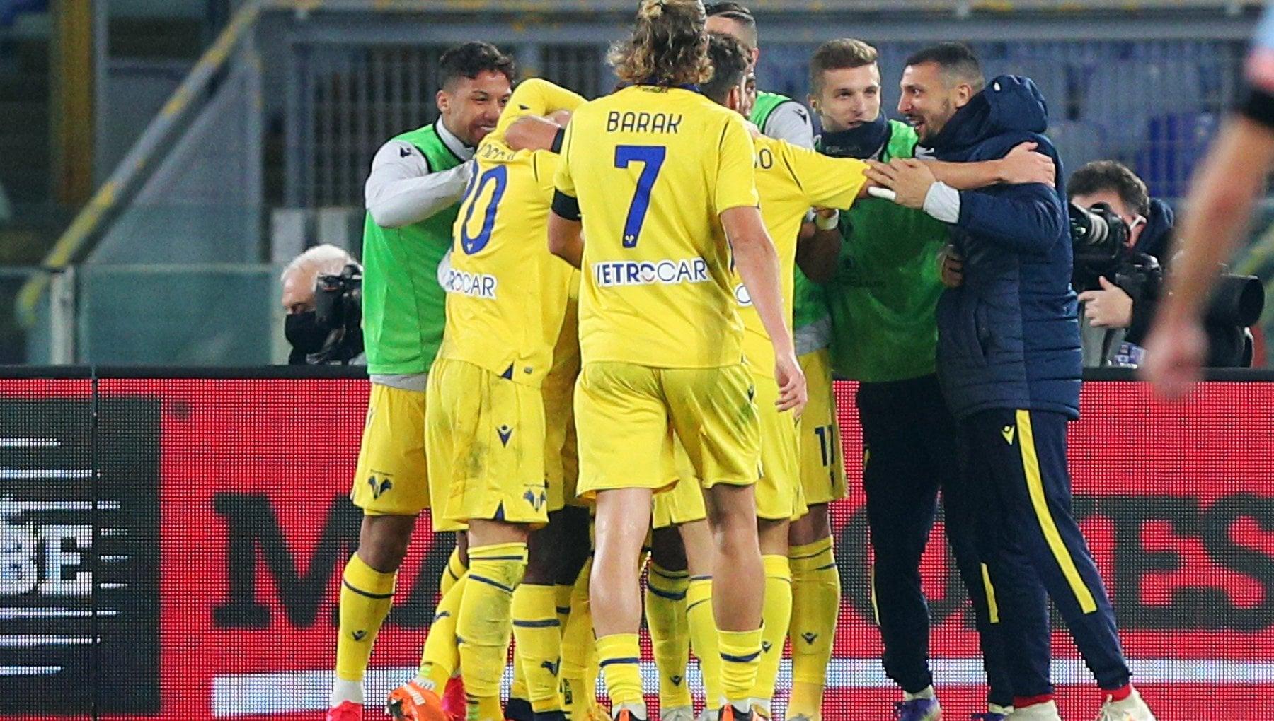 Lazio Verona 1 2 Tameze firma un nuovo colpo dellHellas