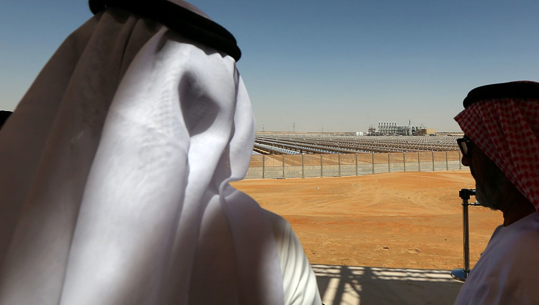 Le monarchie del Golfo scelgono le rinnovabili porteranno piu lavoro e piu acqua