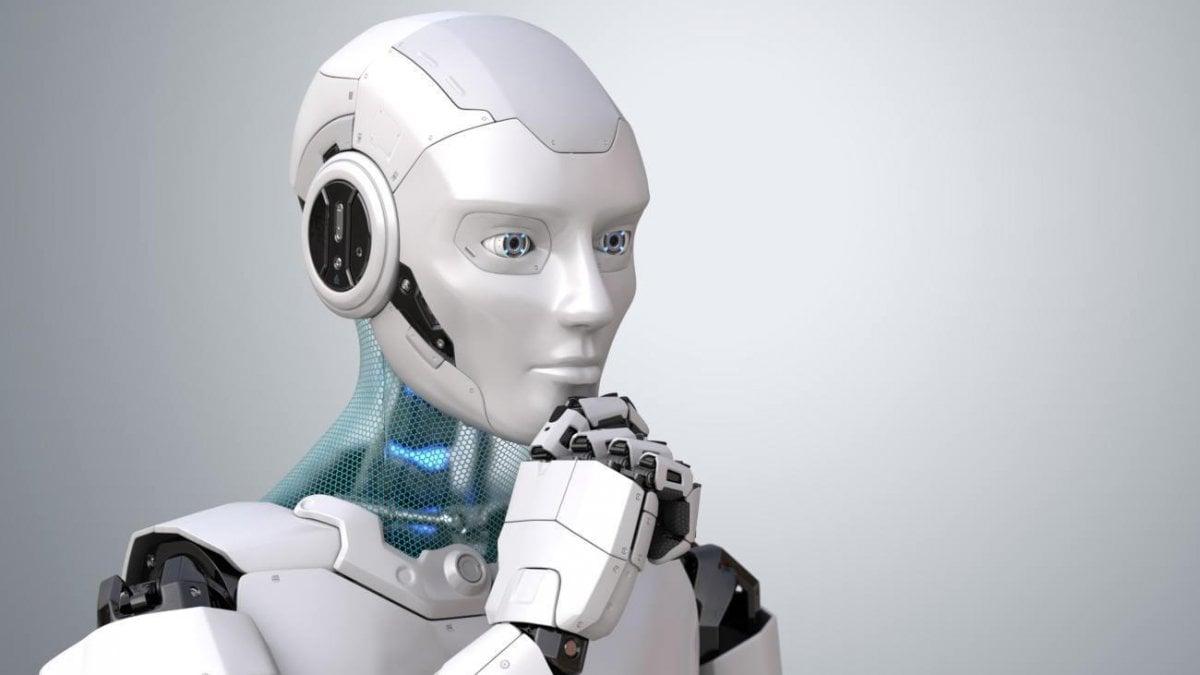 Le startup i robot e gli operai una storia breve