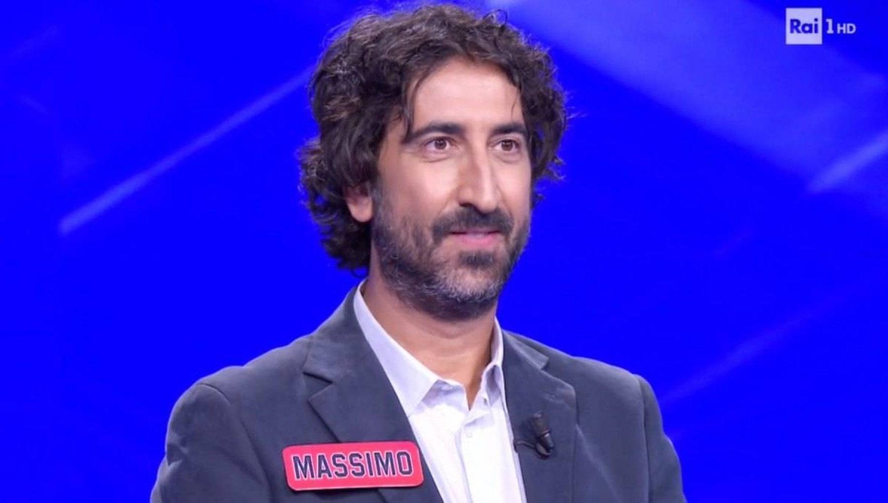 Leredita il campione Massimo Cannoletta Il mio sogno Un programma di viaggi con Flavio Insinna