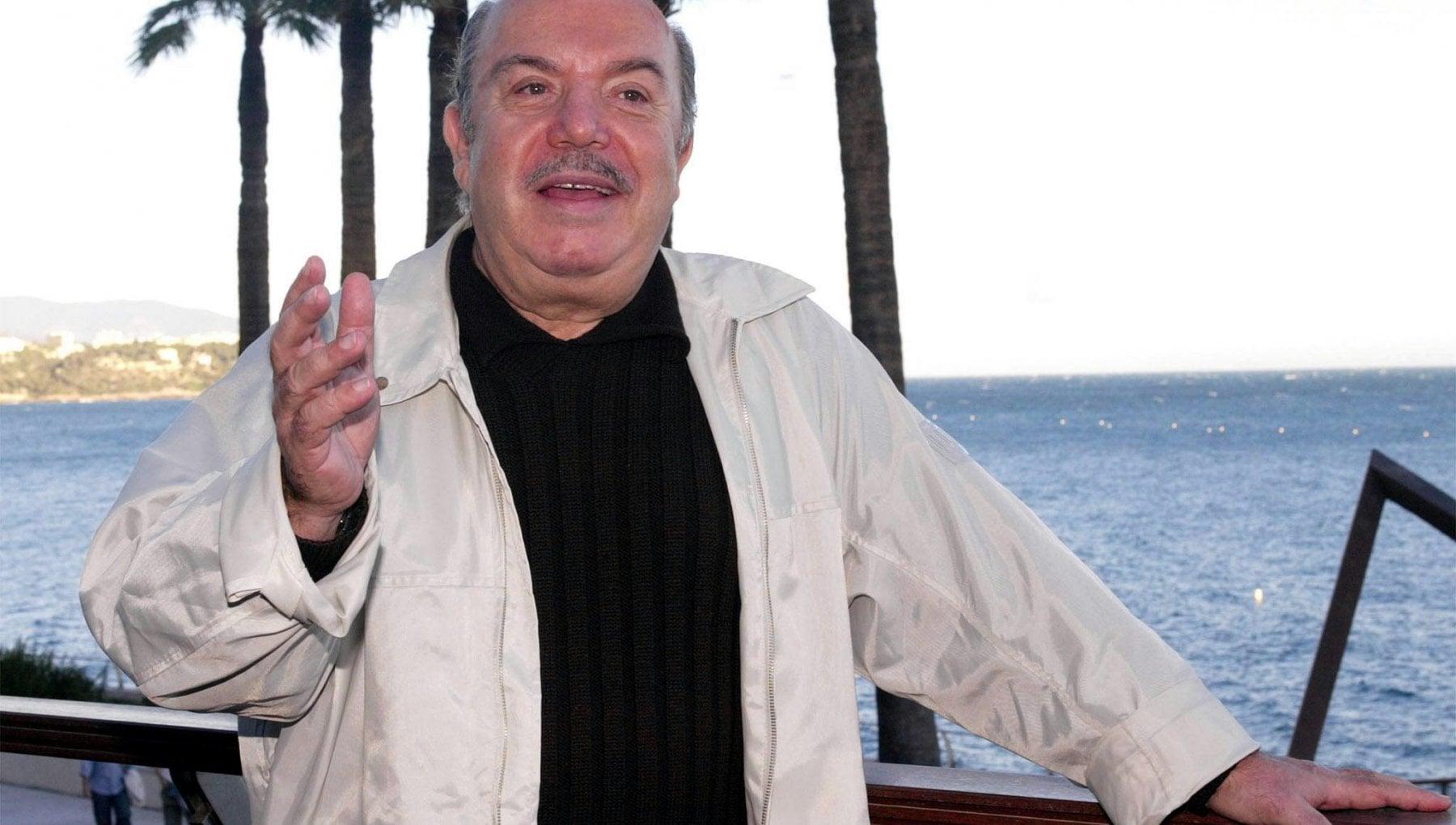 Lino Banfi A tutti i nonni Libero dico Vacciniamoci presto
