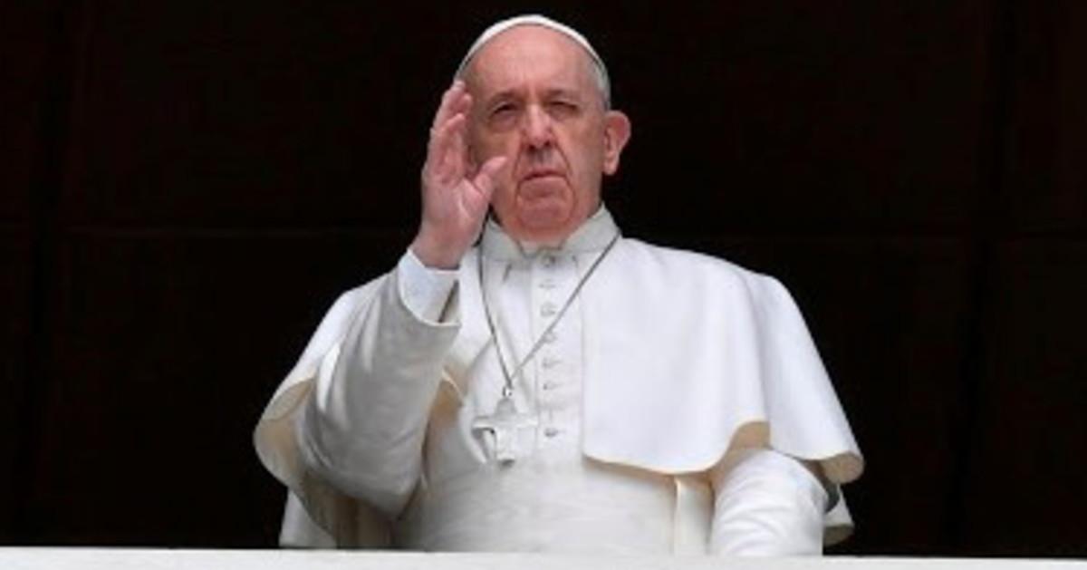 Lo spot di Papa Francesco pro vaccino alla benedizione Urbi et orbi