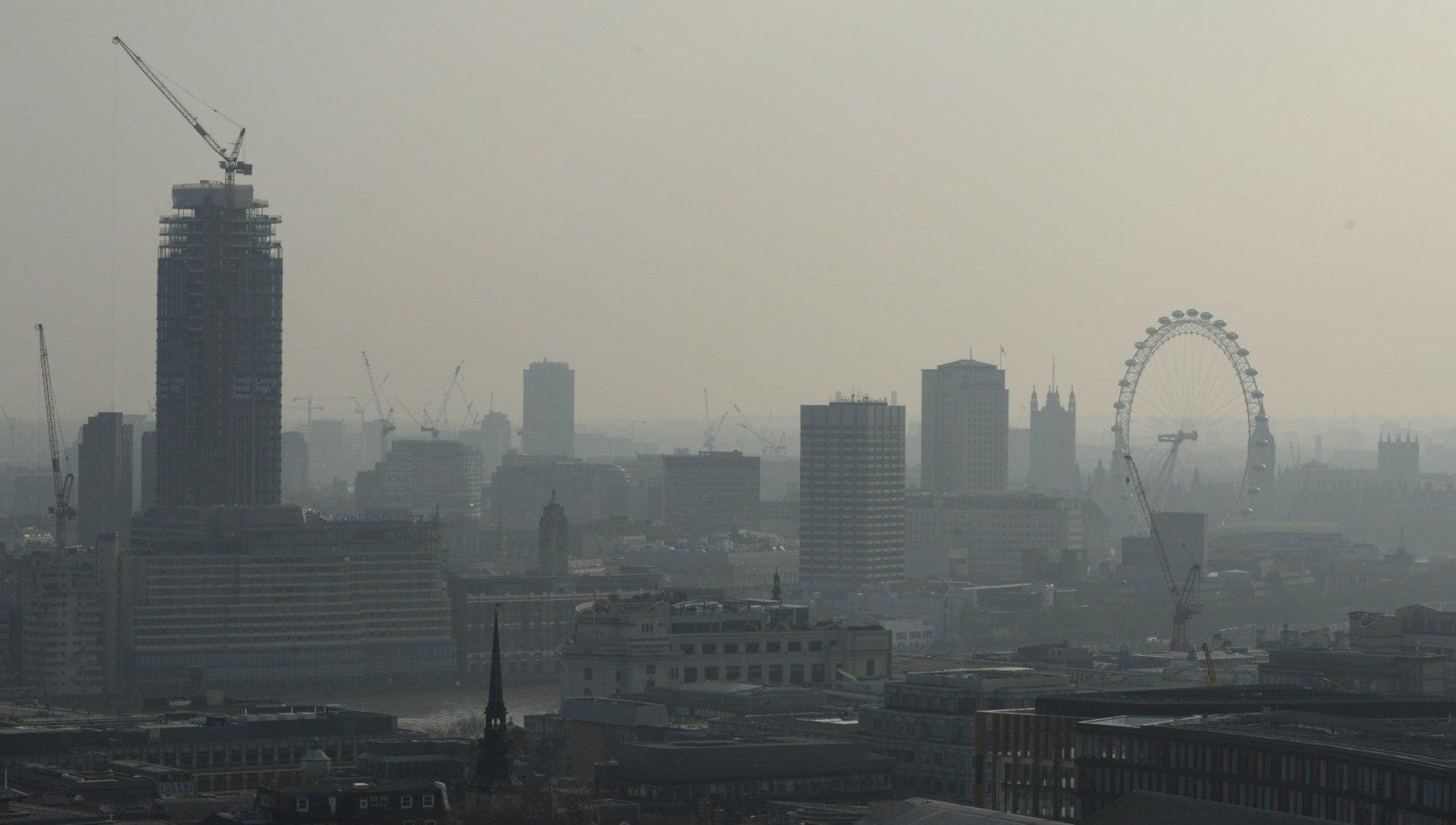 Londra morta a 9 anni per inquinamento