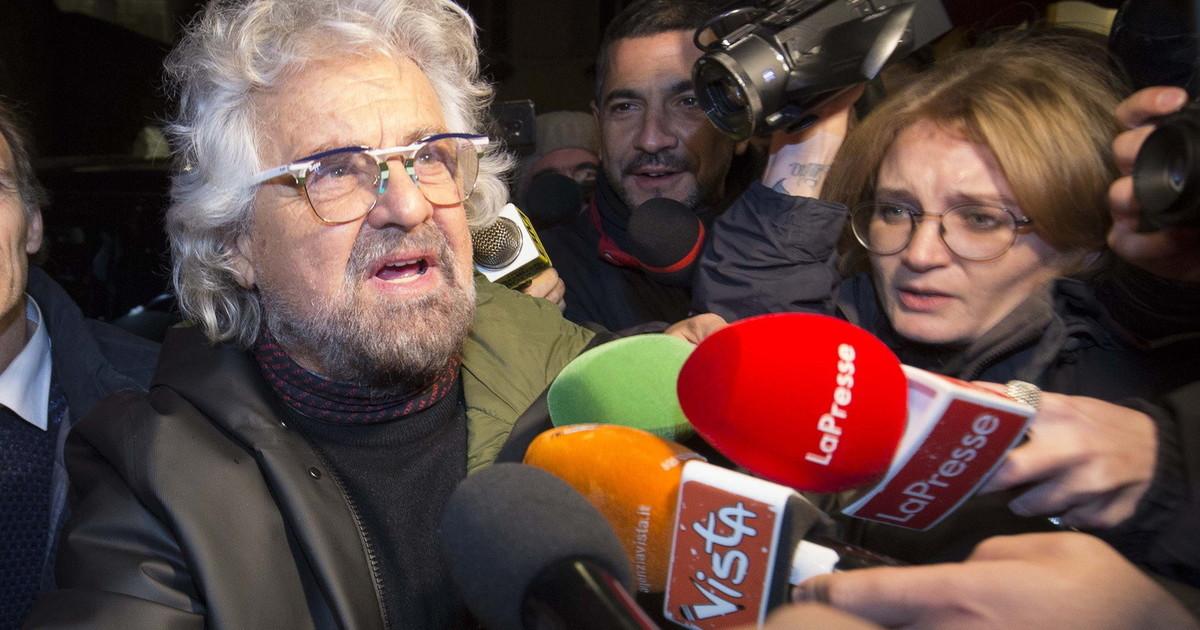 Maleducato. Oggi moralista ma ieri i soldi in nero.... Il Re delle discoteche inchioda Beppe Grillo chi era davvero da ragazzo