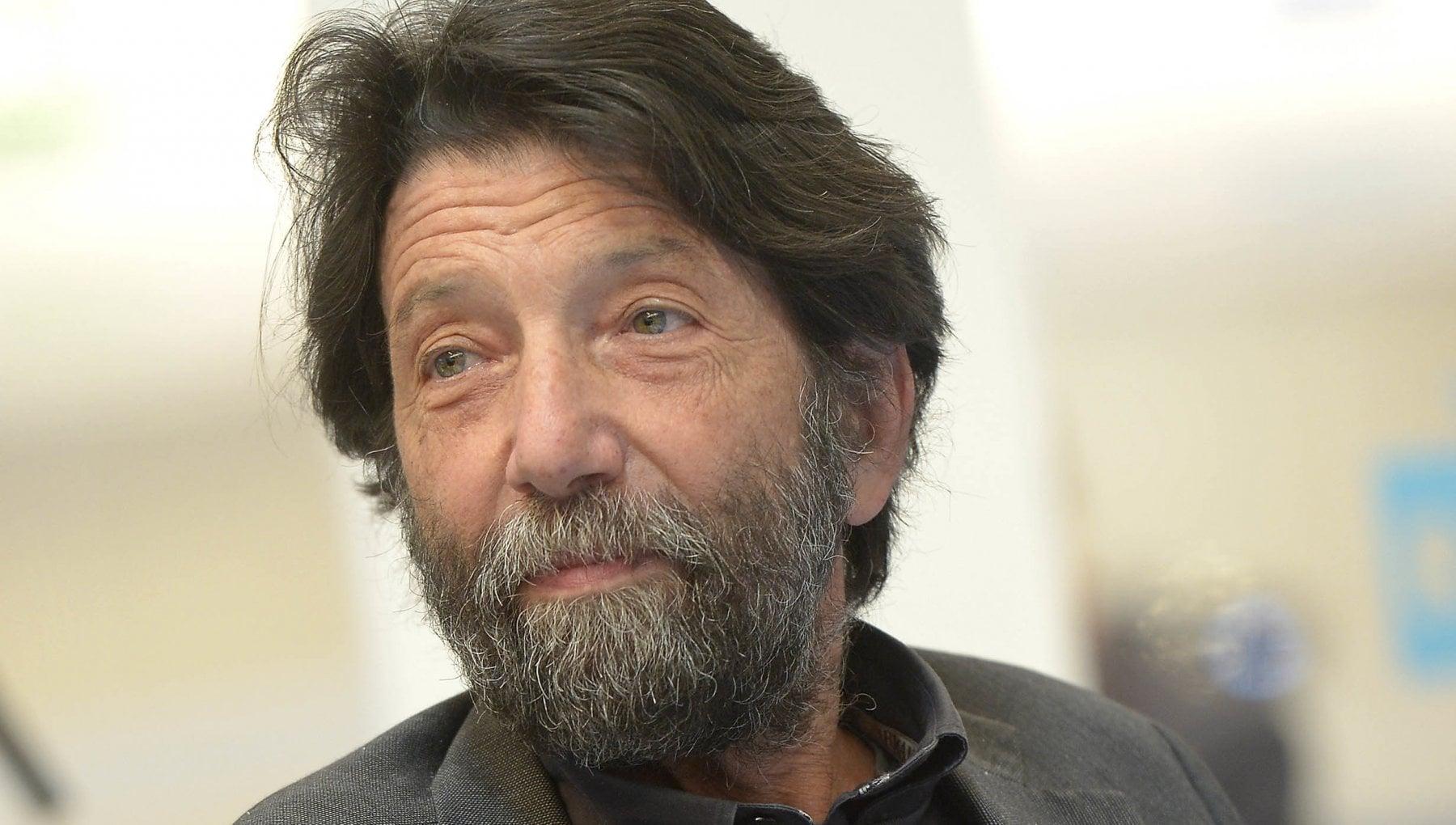 Massimo Cacciari Rivera un artista ma ho messo solo la maglia di Kaka