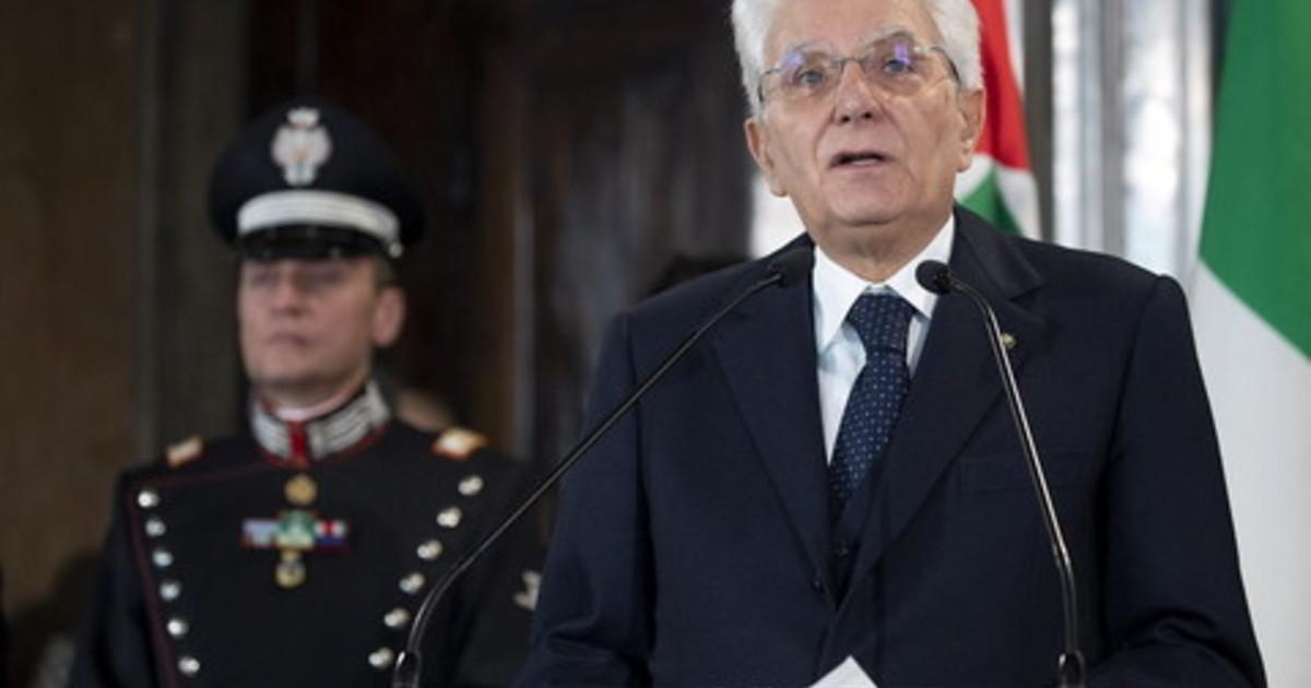Mattarella Il Covid mette a rischio anche i diritti umani