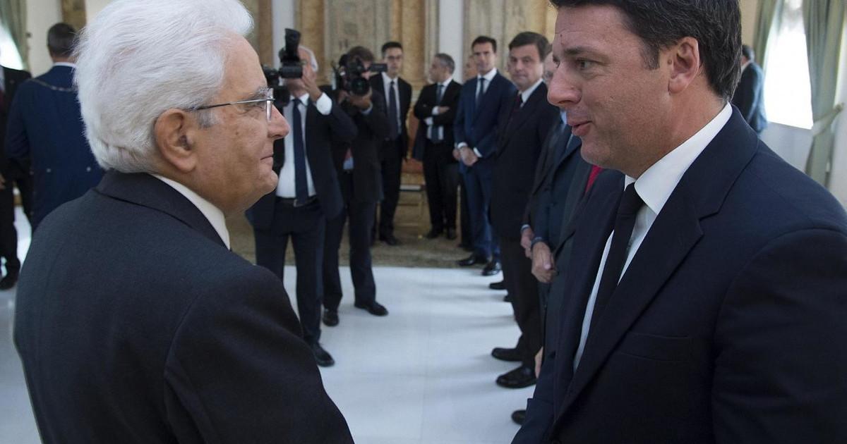 Mattarella non parla quali sono le fonti. Pur di far fuori Conte Renzi smentisce il Quirinale un caso senza precedenti