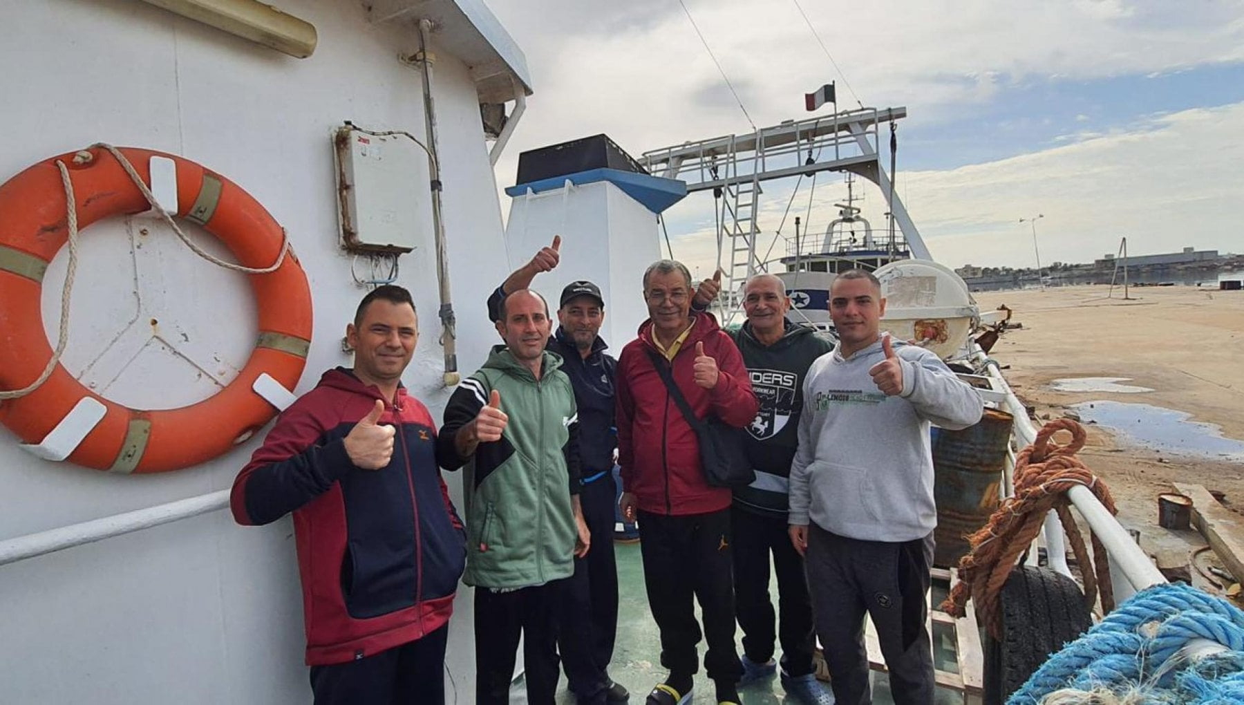 Mazara polemiche dei familiari dei pescatori con Di Maio Governo imperdonabile