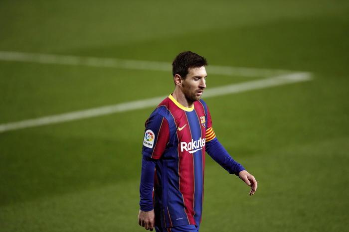 Messi e rebus Barcellona non so se resto o vado via
