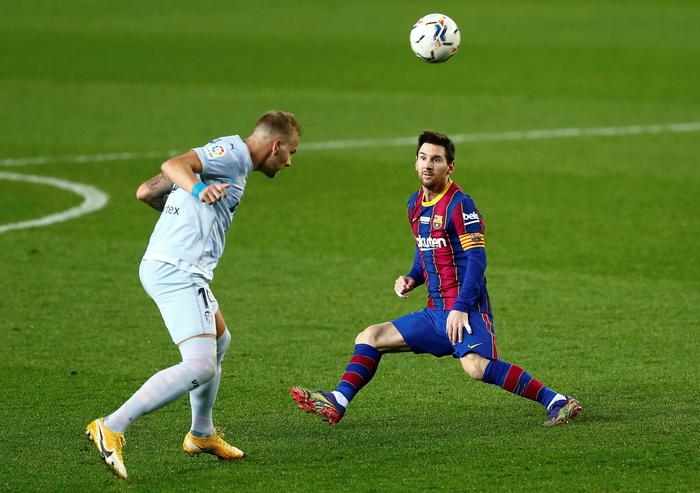 Messi non avrei mai pensato battere record gol di Pele