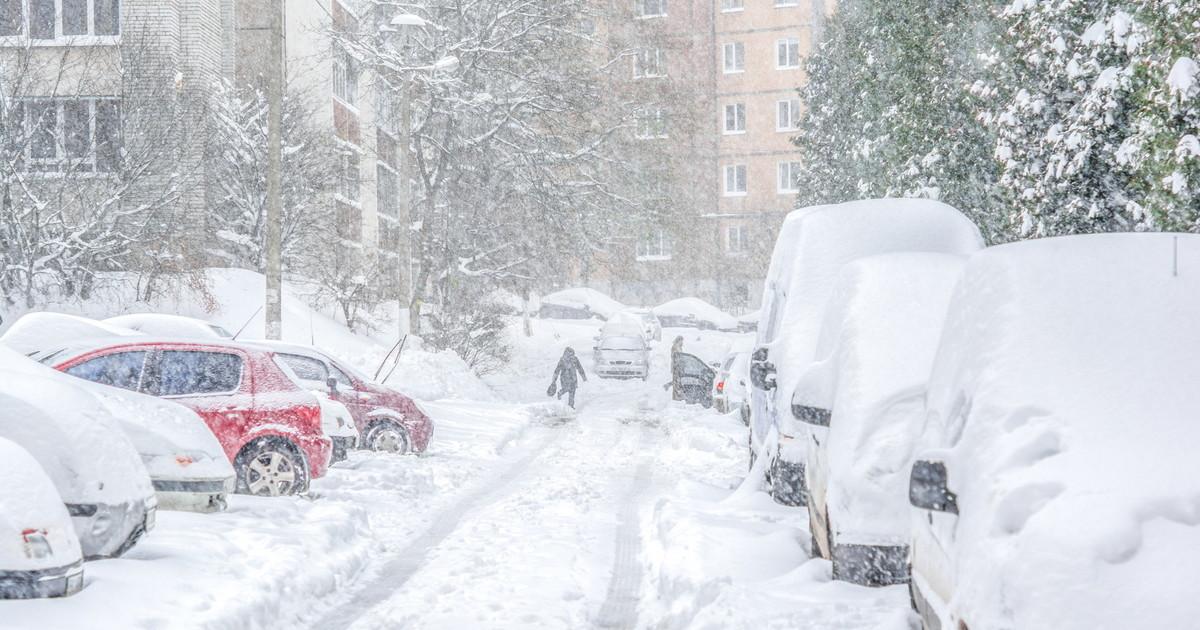 Meteo inferno di Natale tra poche ore il crac freddo polare e tempo osceno dove e quando