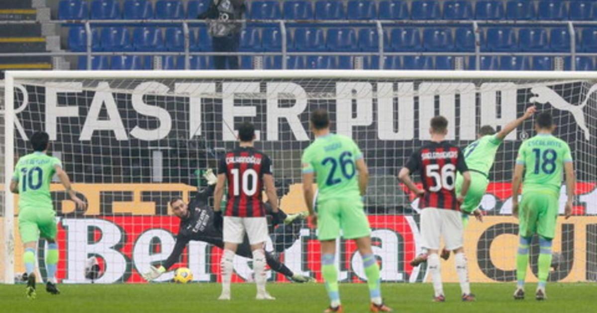 Milan allultimo respiro vince la Roma Insigne salva il Napoli