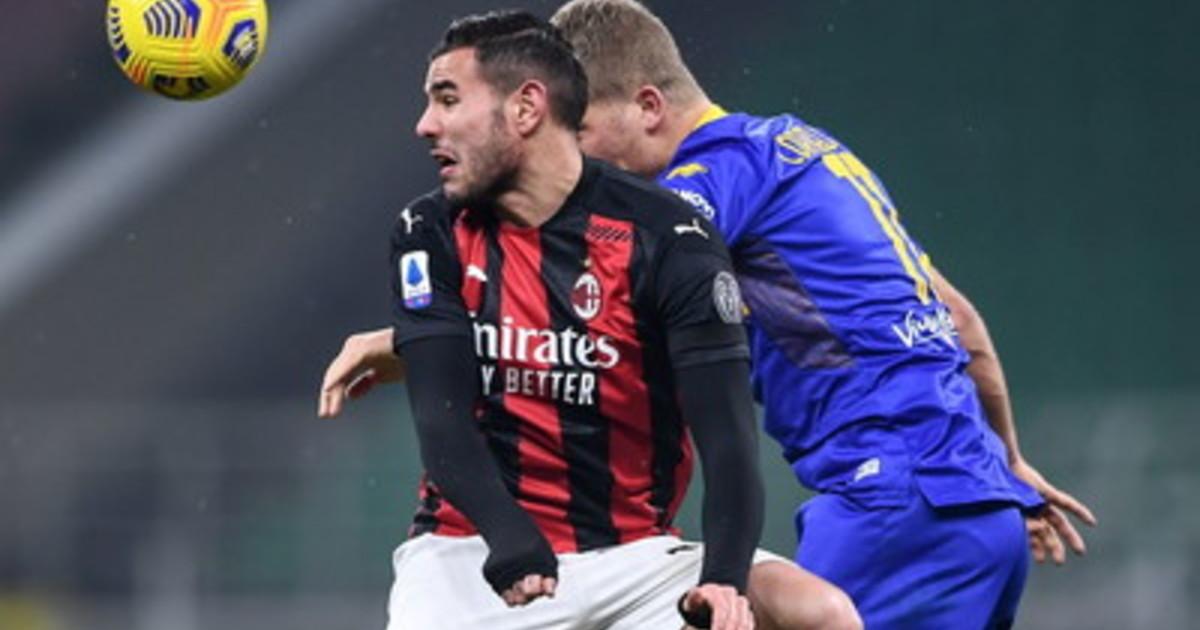 Milan sotto 2 0 col Parma poi 2 2 con doppietta Hernandez