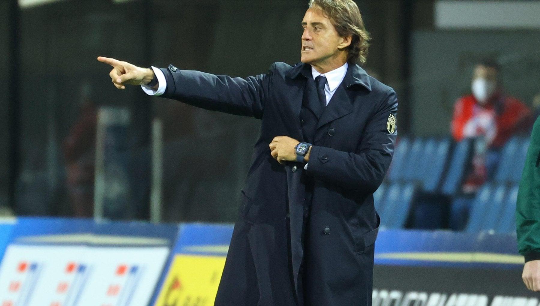 Mondiali 2022 lItalia di Mancini scopre il suo girone di qualificazione