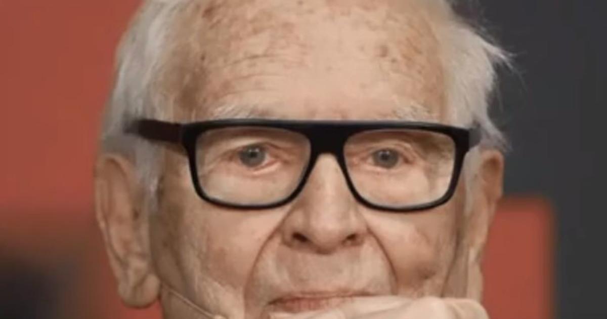 Morto Pierre Cardin cambio la storia della moda