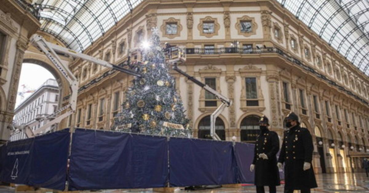 Natale 71 italiani rinuncera ai cenoni. I parenti Solo on line