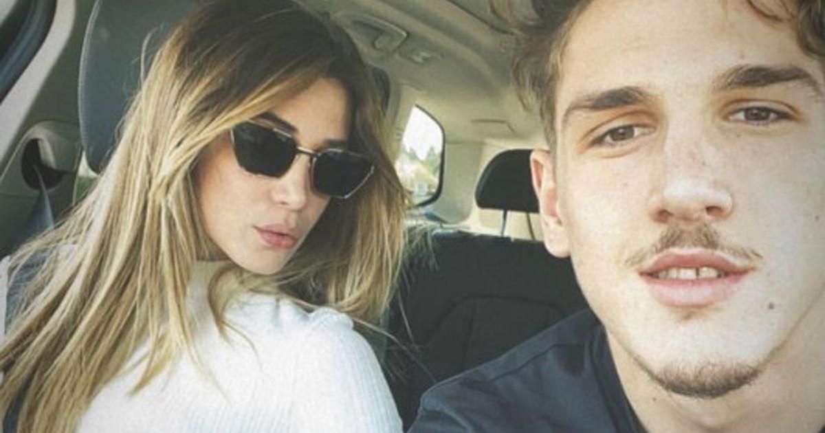 Nicolo Zaniolo a 21 anni un bellimprevisto la sua ex Sara e incinta mi assumero ogni responsabilita di padre