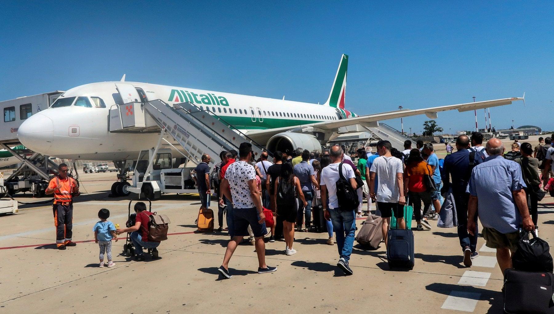 Nuova Alitalia svelato il piano della compagnia di bandiera