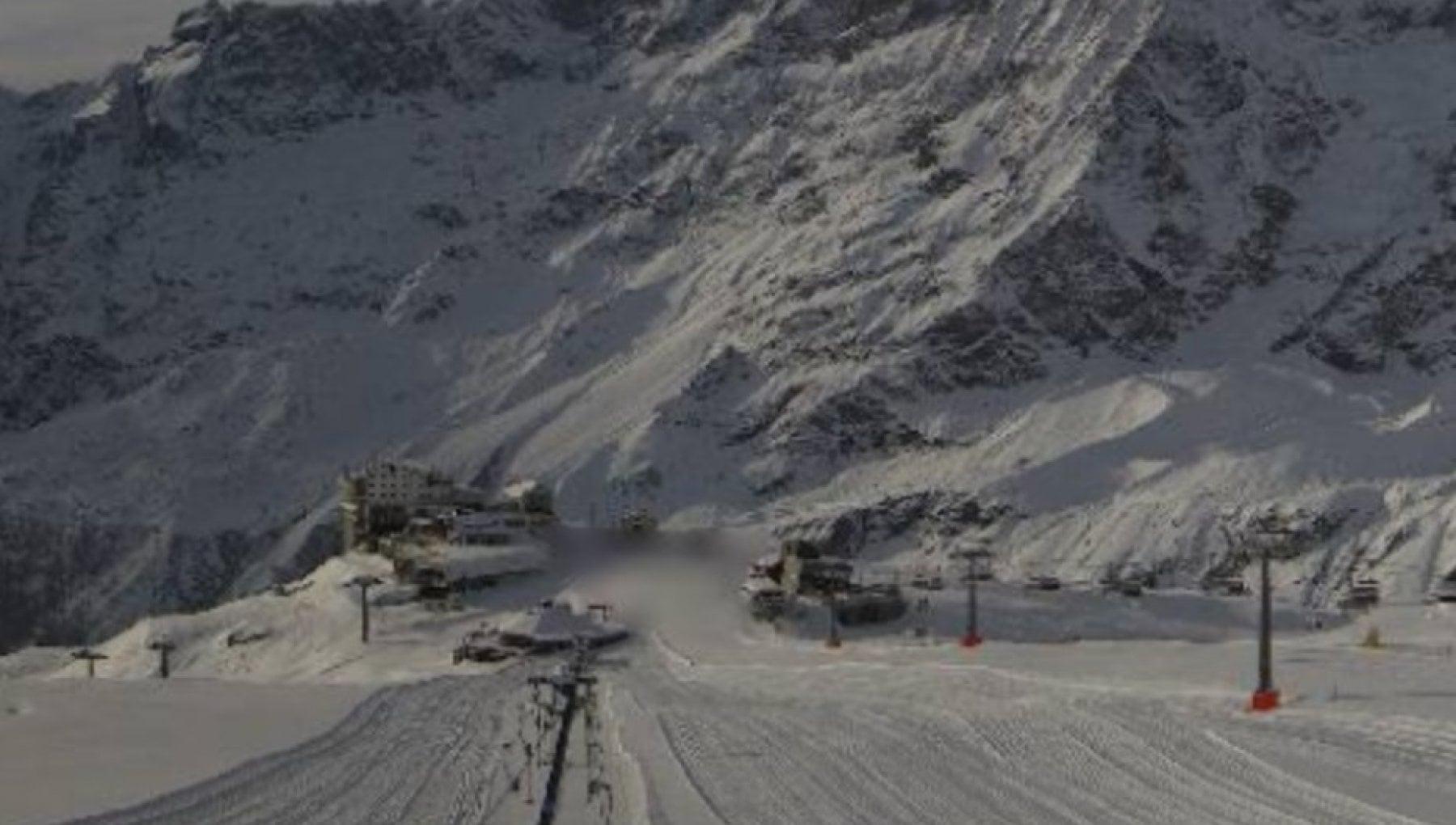 Nuova polemica su Cervinia Oscura le telecamere sulla partenza degli sciatori