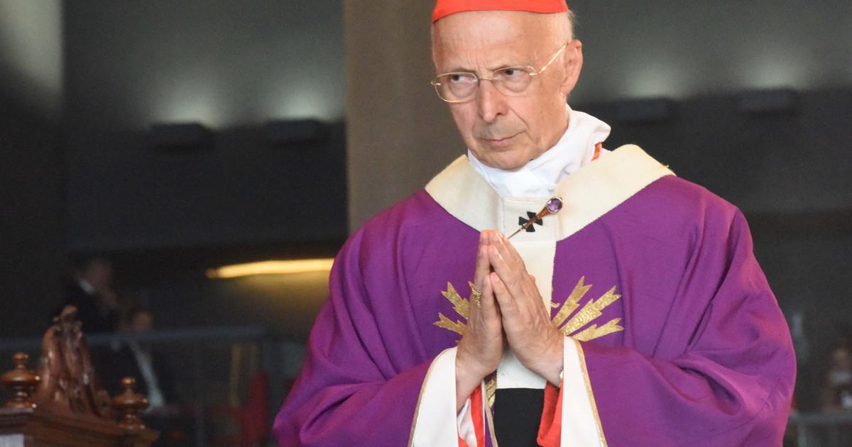 Ognuno e libero di farlo. Dimissioni di Ratzinger parla il cardinal Bagnasco un legittimo sospetto