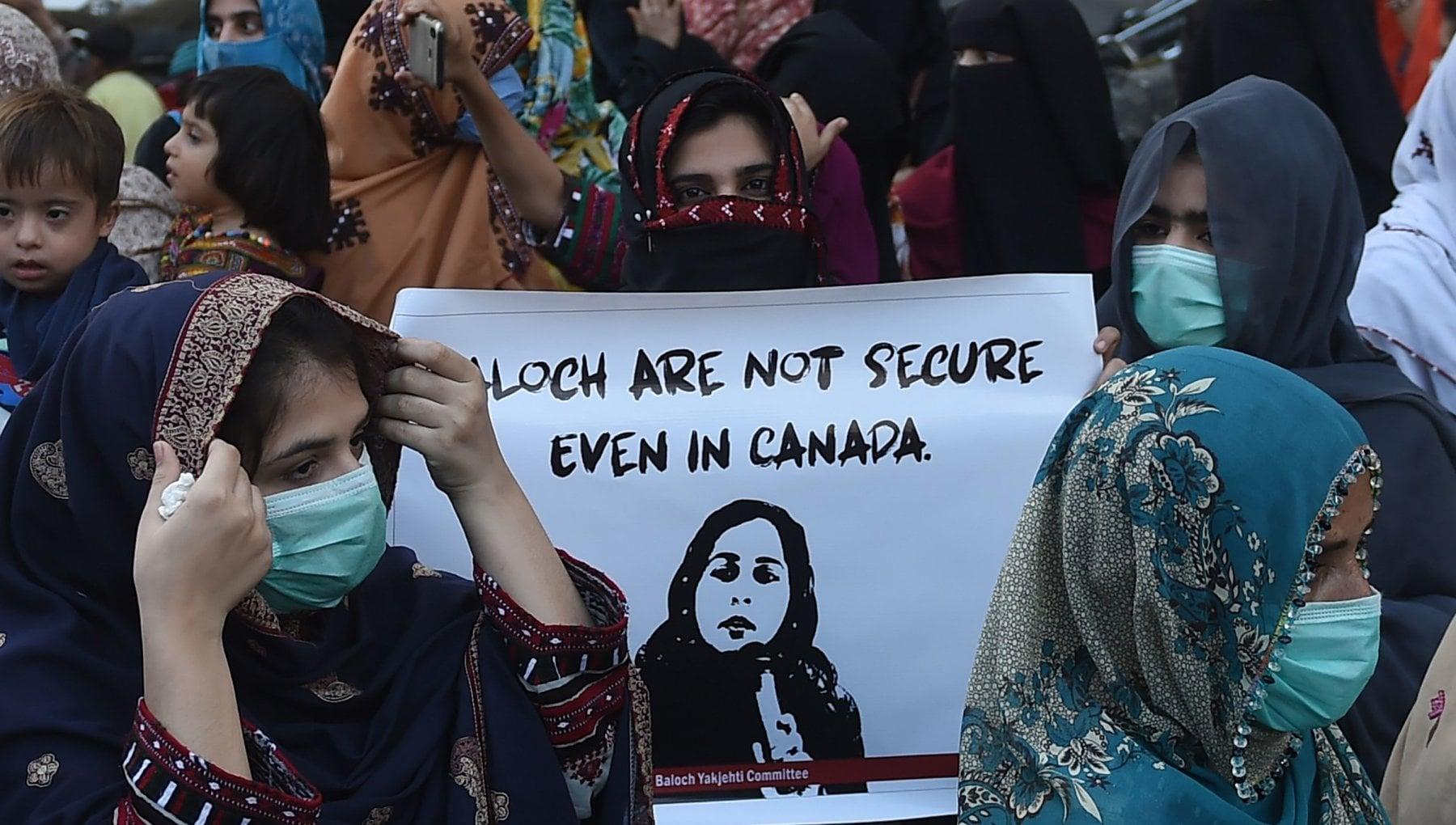 Pakistan la morte dellattivista Karima Baloch diventa un giallo internazionale