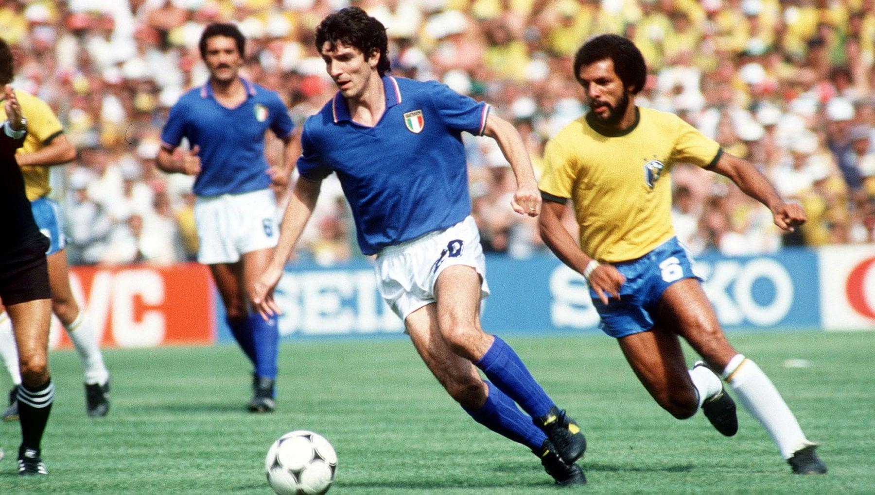 Paolo Rossi il ricordo della stampa straniera il boia del Brasile ed eroe dellItalia