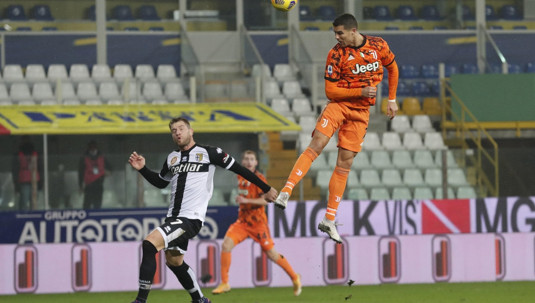Parma Juventus 0 4 Ronaldo si riprende subito la scena