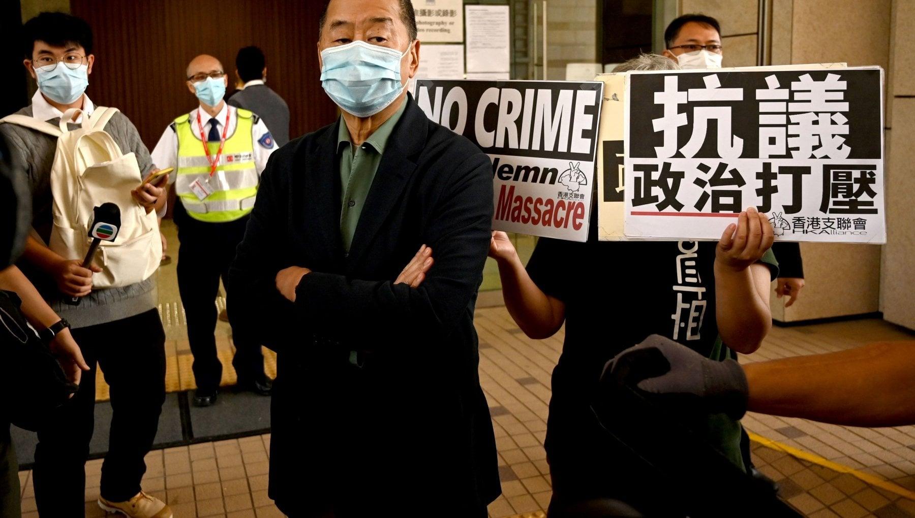 Per salvare il sogno di democrazia della nostra Hong Kong Biden deve essere piu duro con la Cina